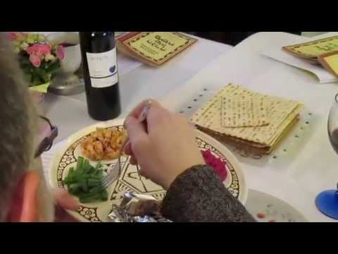 Our Passover Seder