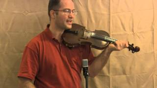 Boil Them Cabbage Down Fiddle Lesson Part 1