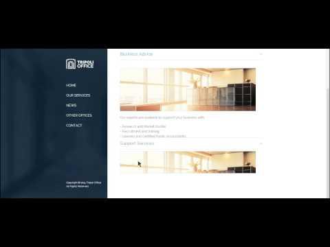 Tripoli office Website