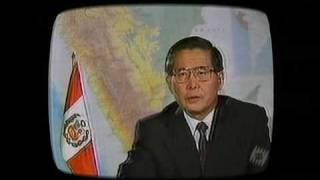 5 de abril de 1992 - Golpe de Estado de Fujimori (Fin de la Democracia)