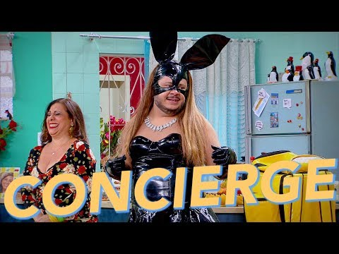 Concierge - Paulo Gustavo + Marcus Majella - Vai Que Cola - Humor Multishow