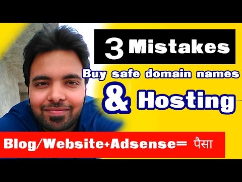 Important  things you must know before creating Blogs / Websites for earning | Hindi