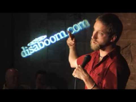 Disaboom: Josh Blue: Comedy Works (3 of 6)