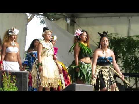 Pasifika Festival 2017, samoa village