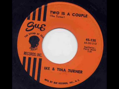 Ike and Tina Turner - Two Is A Couple.