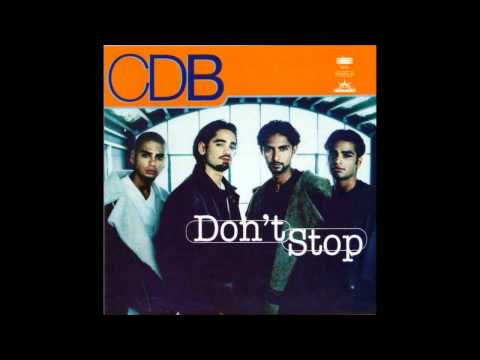 CDB - Don't Stop (1996)