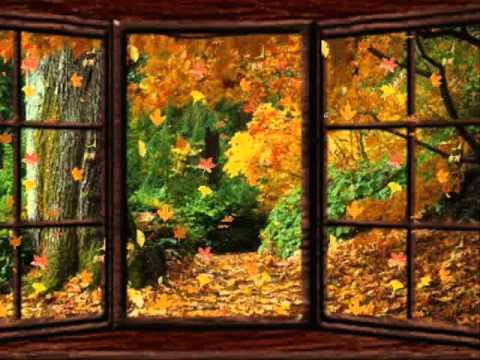 Live Fall Wallpaper For Pc Joni James Autumn Leaves With Lyrics Youtube