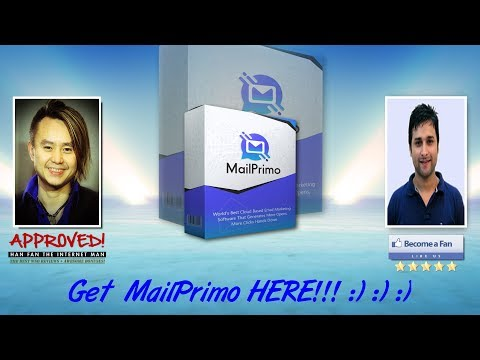 Mail Primo Sales Video - get *BEST* Bonus and Review HERE!. http://bit.ly/33Ze2Iq