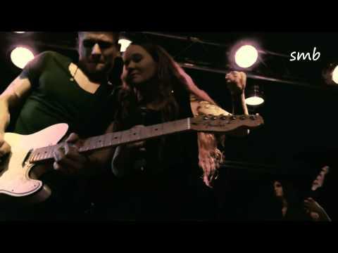 The Thrill Is Gone / Ben Poole (UK) feat.Layla Zoe @ Blue Notez Club Dortmund / Germany 2014-02-14