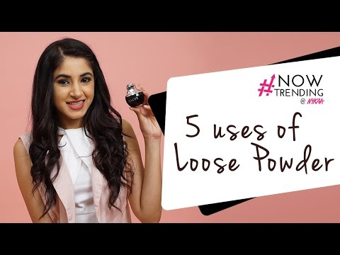 5 Loose Powder Hacks | Aashna Shroff