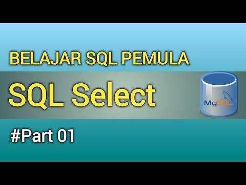 Belajar SQL Pemula - Part01