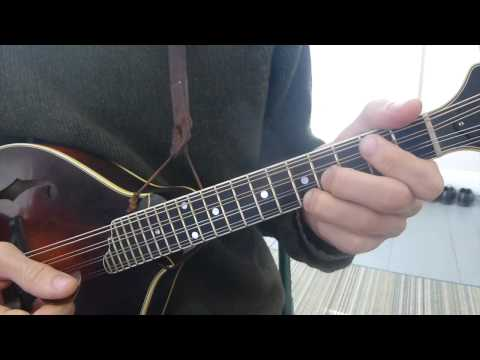 learn every major and minor chord - mandolin lesson