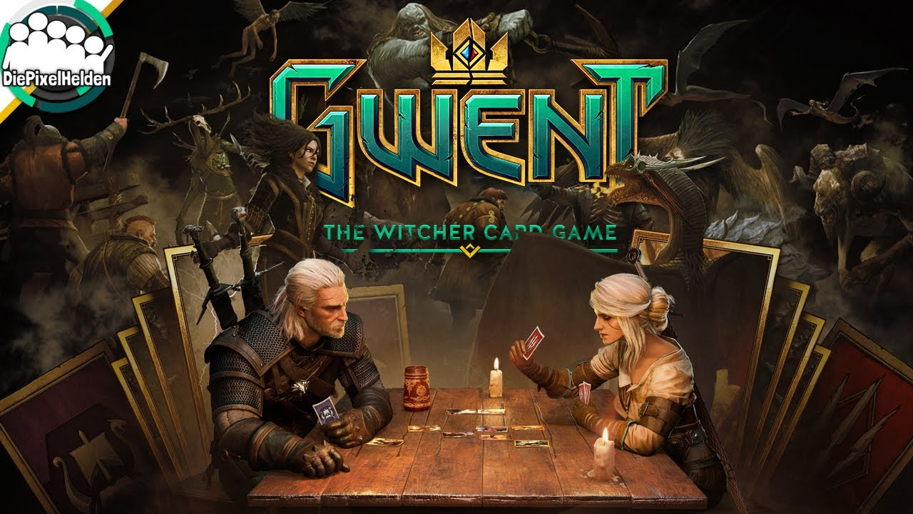 gwent the witcher card game offene beta gwent first. Black Bedroom Furniture Sets. Home Design Ideas