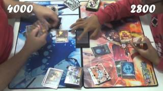 fowtcg round 1 david r r rush vs chamrong little red fow state championship 2016 g1