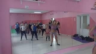 Смотреть клип Drozdovich Iryna/ Workshop tabla in Polotsk онлайн