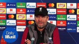 Liverpool slump to defeat against Red Star Belgrade