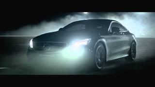 The New S63 AMG Teaser.