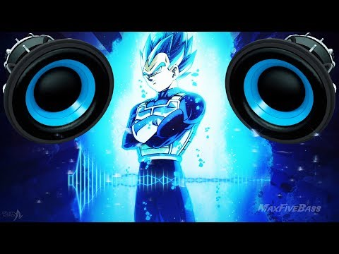 Dragon Ball Super - Vegeta Breaking His Limits (Trap Remix) (BASS BOOSTED)