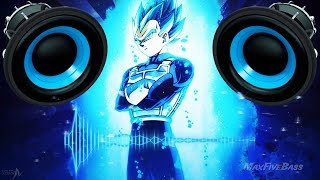 Dragon Ball Super - Vegeta Breaking His Limits (Trap Remix) (B…