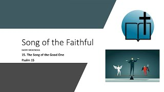 3 Jan 2021 -  The Songs Of The Faithful 15 - The Song of the Good One - Part 1