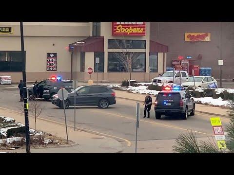 Boulder King Soopers Shooting