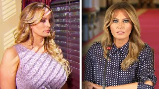 Stormy Daniels Laughs Off Melania Trump's Insult