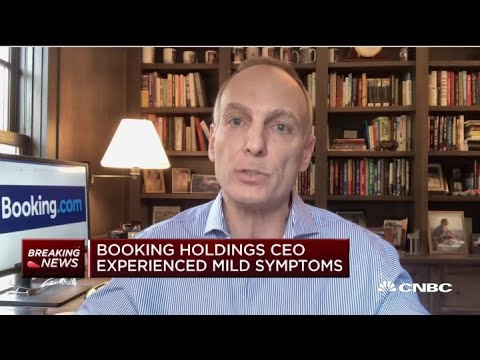 Booking Holdings CEO On The Effect Of Coronavirus On The Travel Industry