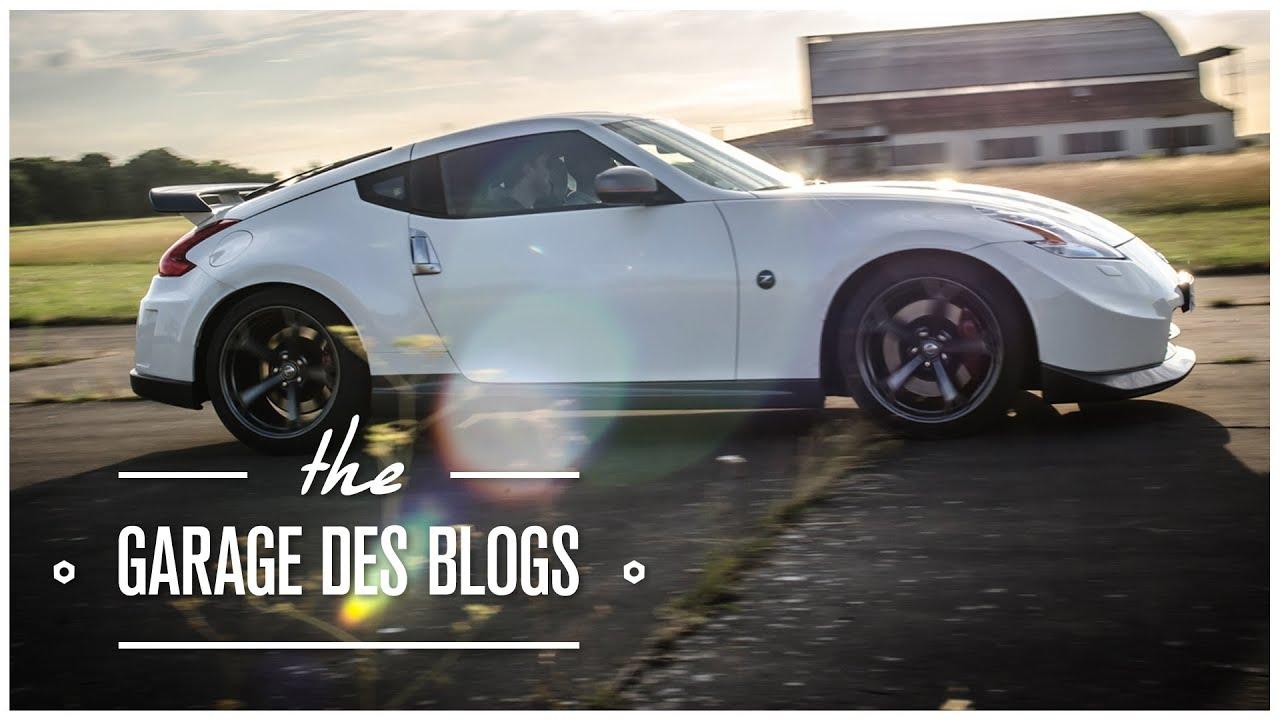 Nissan 370z nismo garage des blogs youtube - Garage nissan mondercange ...
