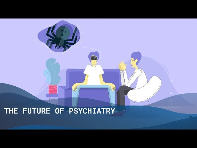 The Future of Psychiatry: Telehealth, Chatbots And Virtual Reality - The Medical Futurist