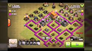 Como passar raiva no Clash Of Clans