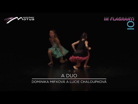 Duo - Dominika Mifková a Lucie Chaloupková