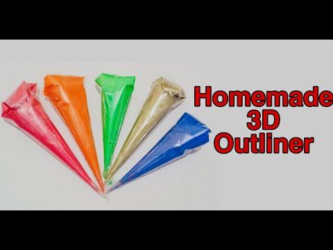 homemade-3d-outliner-|-diy-3d-outliner-with-only-3-ingredients-|-diy-3d-outliner