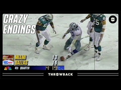 Michael Berry - Remember This Thanksgiving Classic? Sorry Cowboy Fans.
