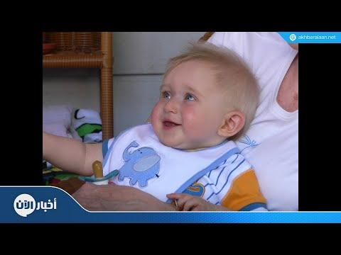 الطفل يبلغ قمة الظرف والجمال في عمر ستة أشهر  - نشر قبل 14 دقيقة
