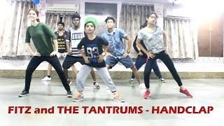 Fitz and the Tantrums - HandClap  (Choreography - RICKY NAIR) Beginners Level