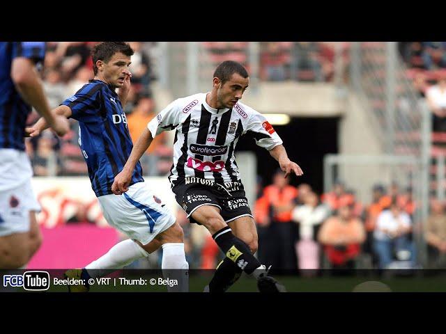 2007-2008 - Jupiler Pro League - 07. SC Charleroi - Club Brugge 1-1