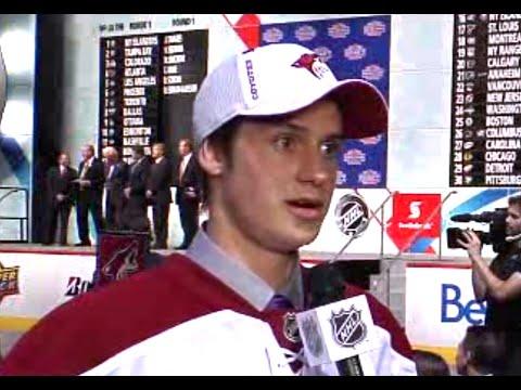2009 NHL Entry Draft: Oliver Ekman-Larsson