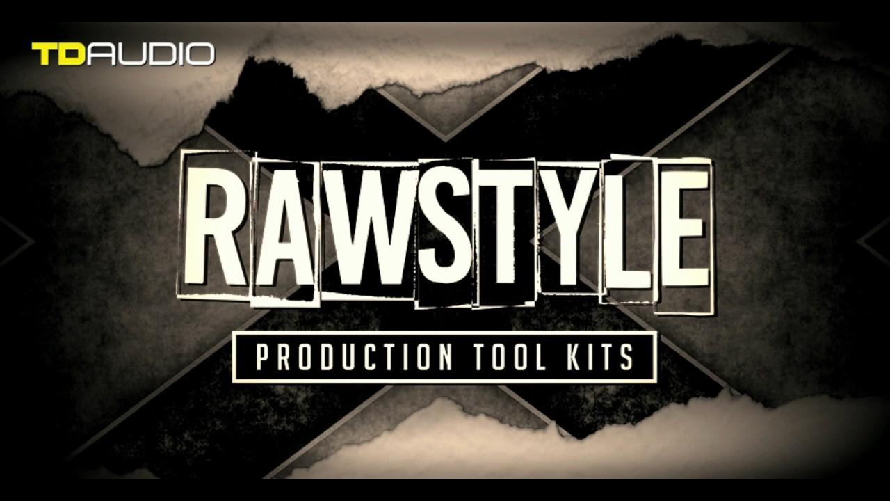 Sample Pack - Rawstyle Production Tool Kits #1