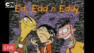 Ed Edd n Eddy Full Episodes HD 🔴 Ed Edd n Eddy Live Stream 24/7