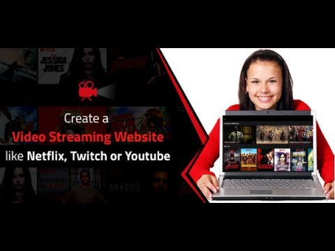 ReadyMade Solution to Build a Video Streaming Website like YouTube, Netflix, Twitch & Hotstar