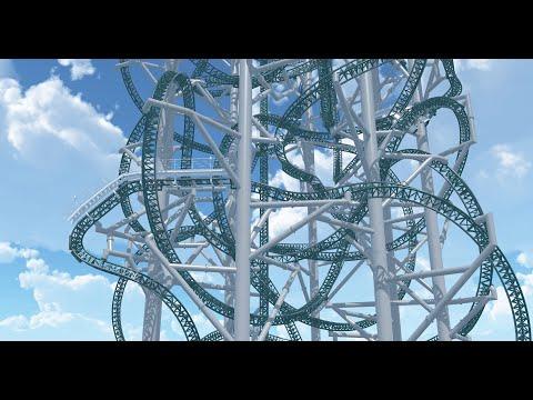 PolerCoaster POV - Nolimits Coaster 2