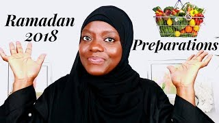 ULTIMATE RAMADAN 2018 PREPARATION