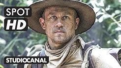 DIE VERSUNKENE STADT Z TV Spot 'Quotes' Deutsch | Jetzt im Kino!