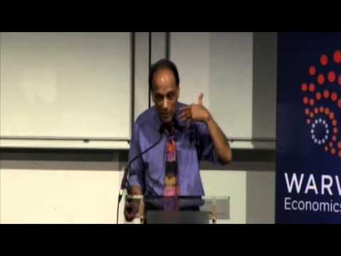 Sir Partha Dasgupta - Wealth and Well-Being - Warwick Economics Summit 2015