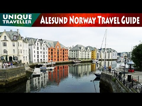 Wow!! Beautiful  Place!! Alesund Norway Travel Guide