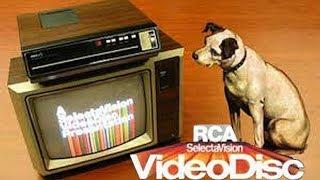 RCA Selectavision Video Disc Player