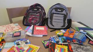 Back To School Give Away!! 2018 CLOSED