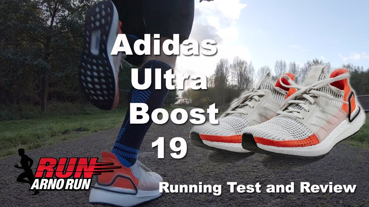 Ultra Boost 19 Running Test and Review