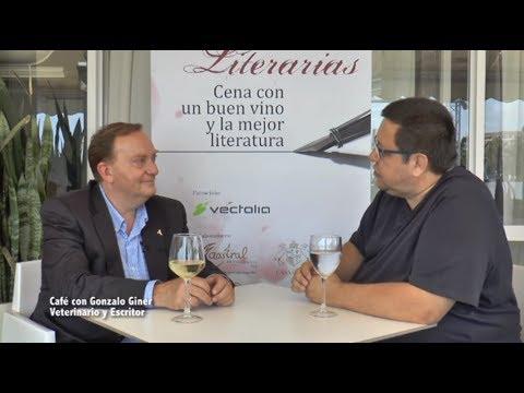 Cafe con... Gonzalo Giner, Veterinario y escritor