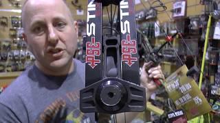 2018 PSE Stinger Extreme - Bow adjustment